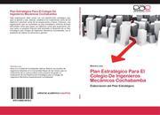 Plan Estratégico Para El Colegio De Ingenieros Mecánicos Cochabamba