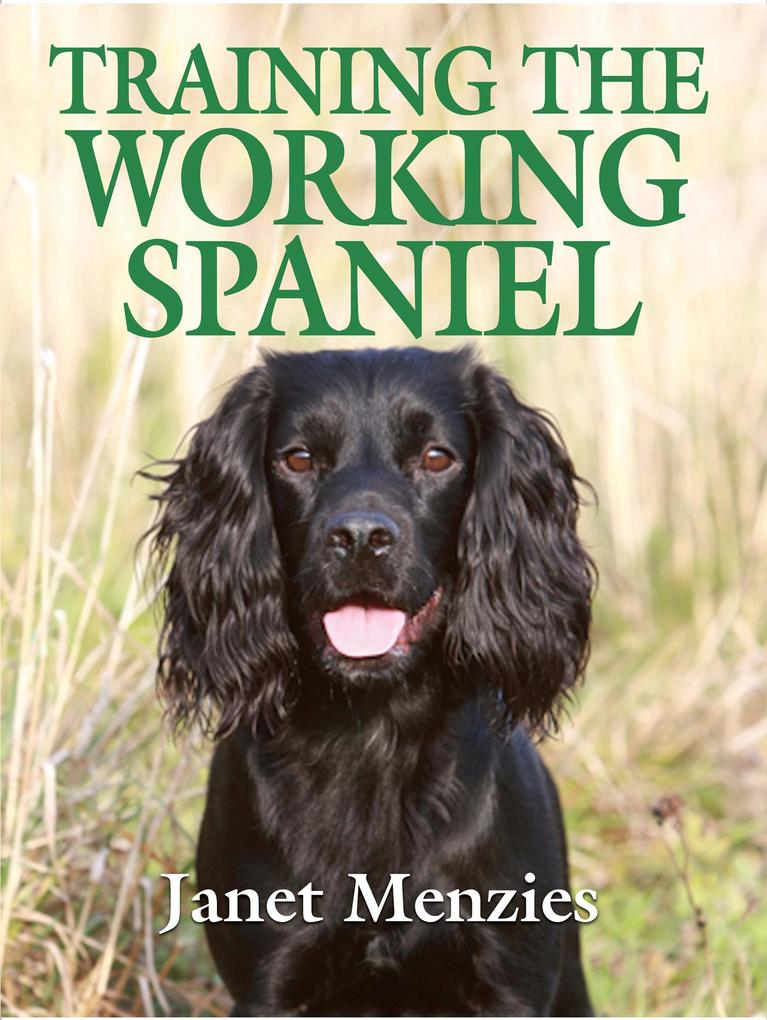 Training the Working Spaniel als eBook Download...