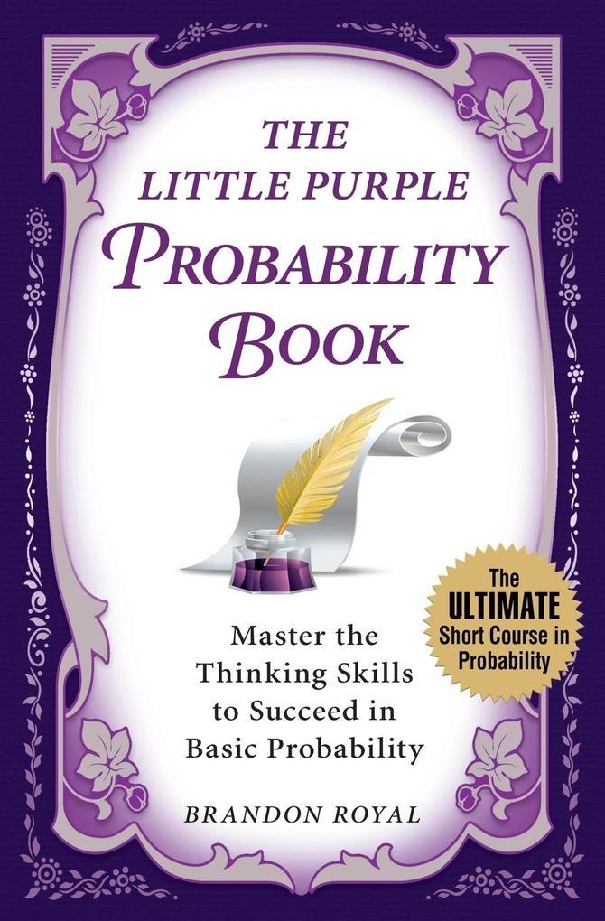 The Little Purple Probability Book als Taschenb...