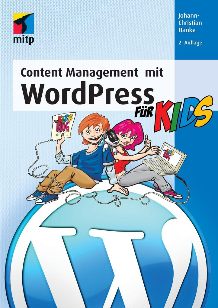Content Management mit WordPress für Kids als B...