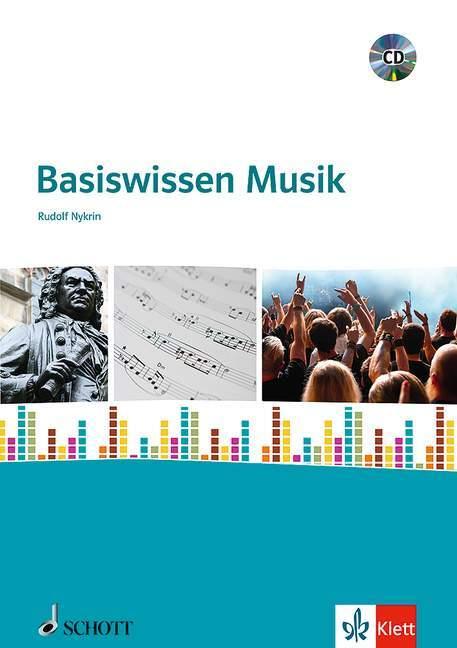 Basiswissen Musik als Buch von Rudolf Nykrin