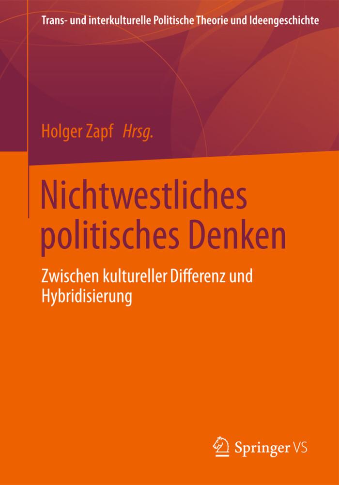 Nichtwestliches politisches Denken als Buch von