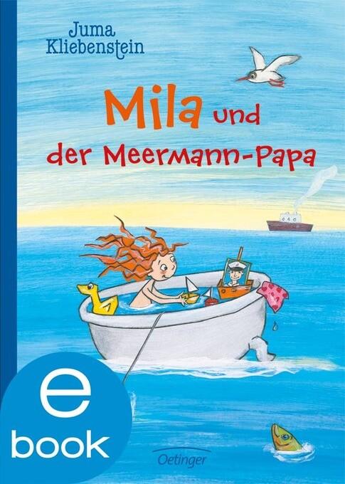Mila und der Meermann-Papa als eBook
