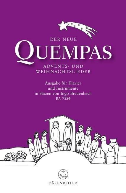Der neue Quempas, Klavier und Instrumente als B...