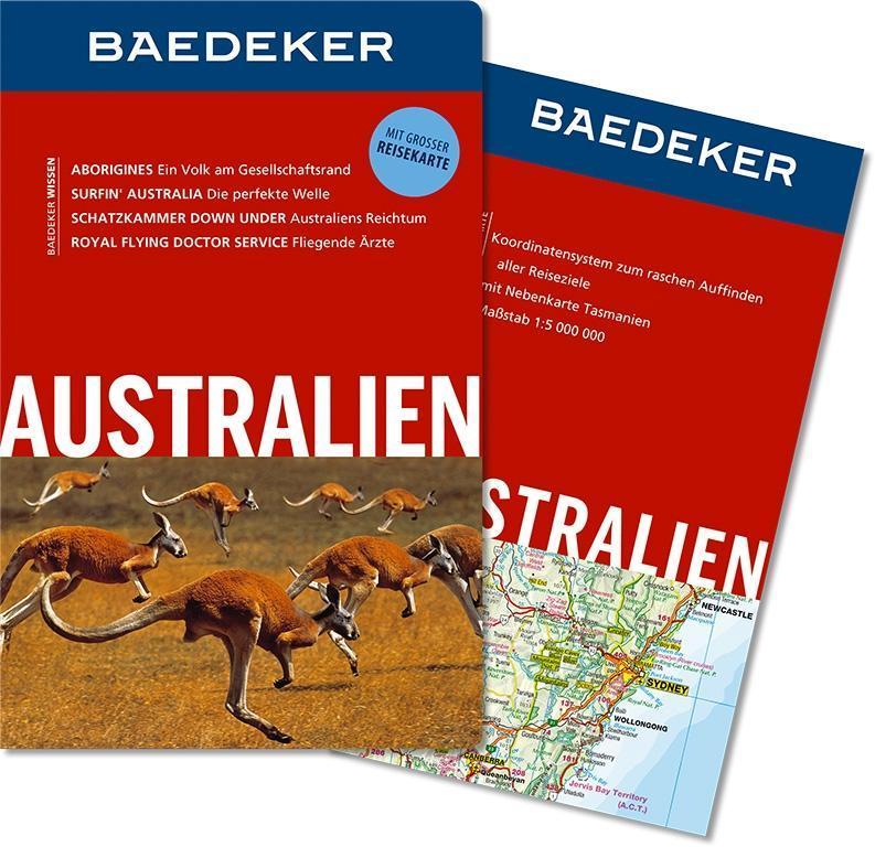 Baedeker Reiseführer Australien als Buch von Ma...