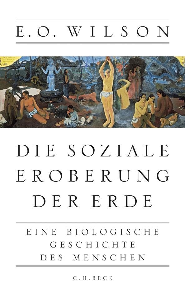 Die soziale Eroberung der Erde als Buch