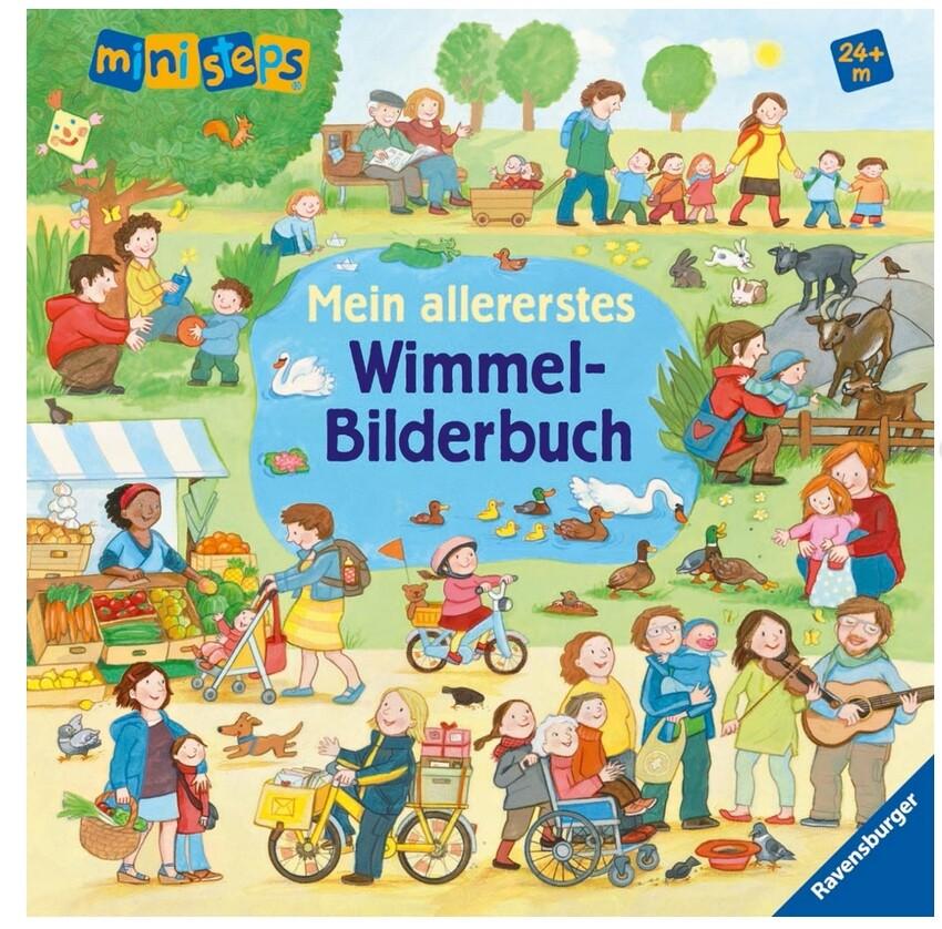 Mein allererstes Wimmel-Bilderbuch als Buch