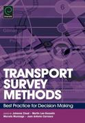 Transport Survey Methods: Best Practice for Decision Making