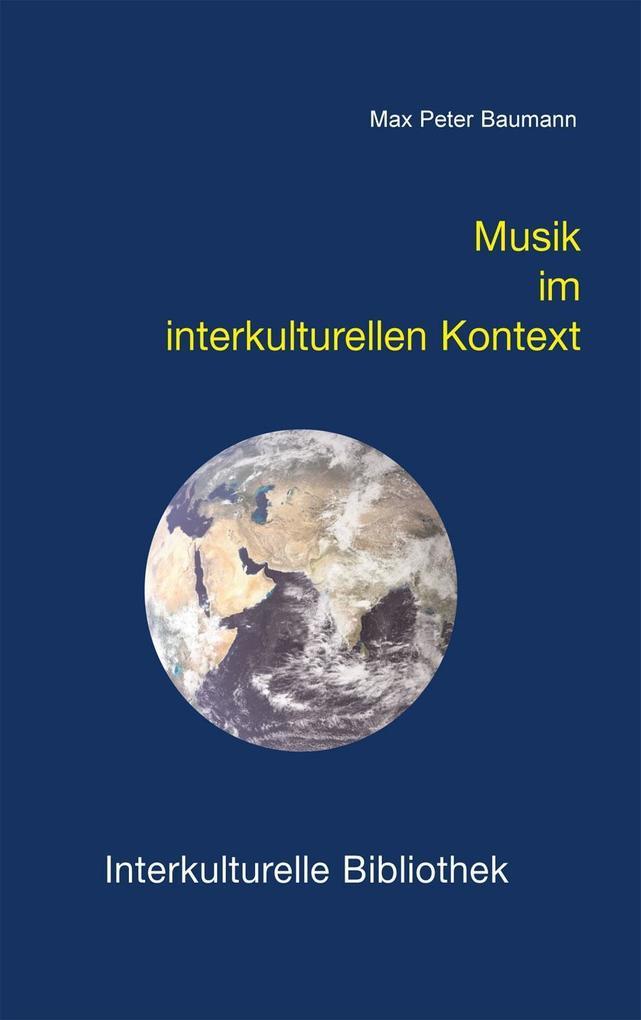 Musik im interkulturellen Kontext als eBook Dow...