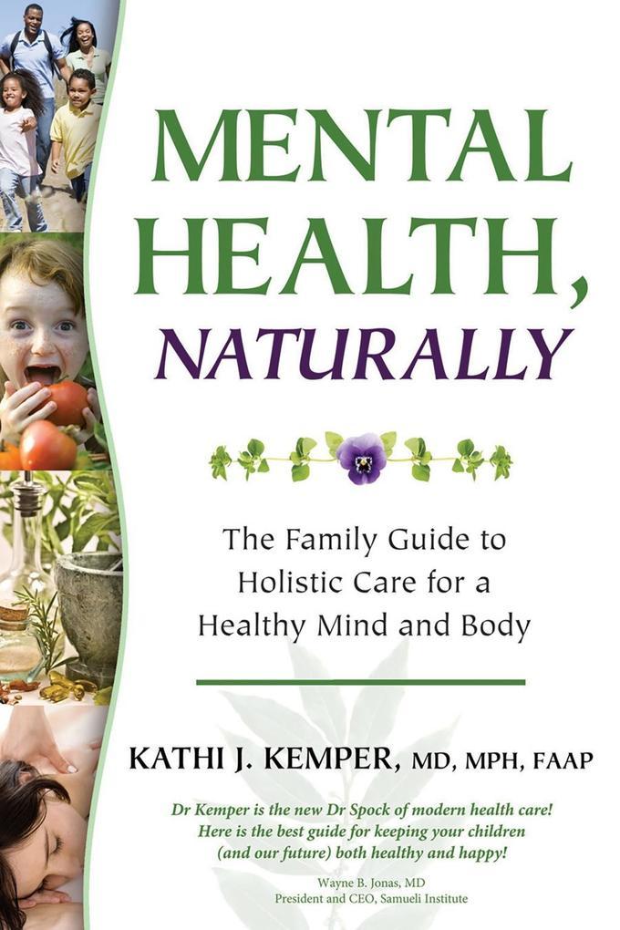 Mental Health, Naturally als eBook Download von...