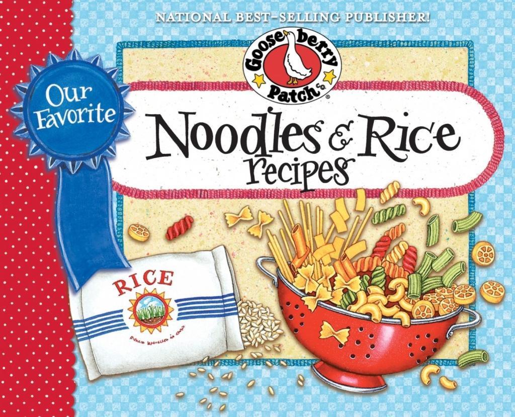 Our Favorite Noodle & Rice Recipes als eBook Do...