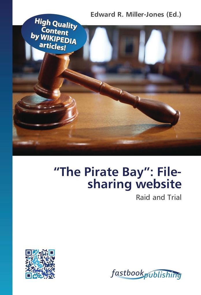 The Pirate Bay: File-sharing website als Buch von
