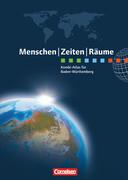 Menschen Zeiten Räume. Kombi-Atlas für Baden-Württemberg mit Arbeitsheft