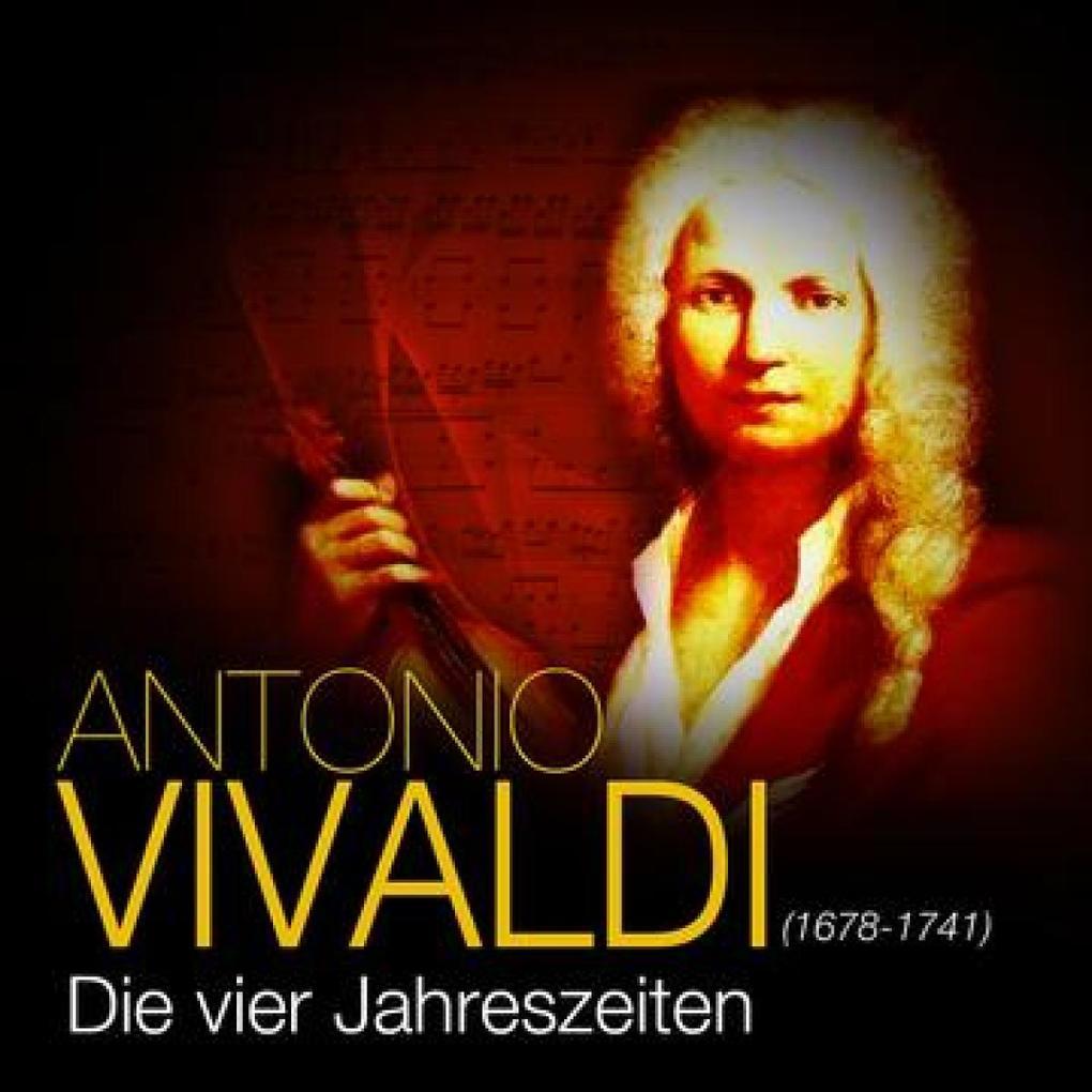 Antonio Vivaldi als Hörbuch Download von Antoni...