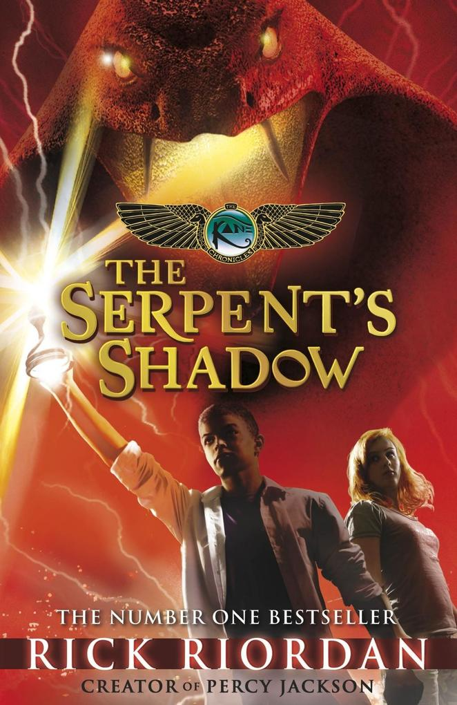 The Kane Chronicles: The Serpent´s Shadow als B...