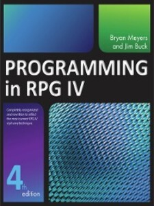 Programming in RPG IV als eBook Download von Ji...