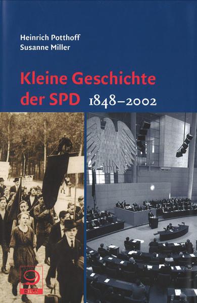 Kleine Geschichte der SPD als Buch von Heinrich...