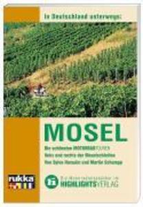 In Deutschland unterwegs: Mosel als Buch von Ma...