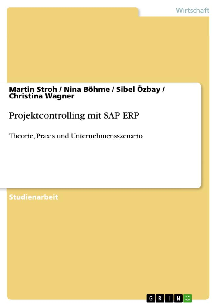 Projektcontrolling mit SAP ERP als eBook Downlo...