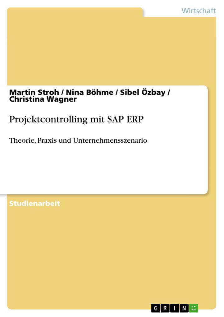 Projektcontrolling mit SAP ERP als eBook Downlo...