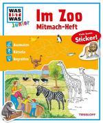 Mitmach-Heft Im Zoo