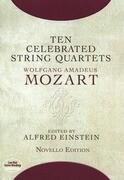 Ten Celebrated String Quartets