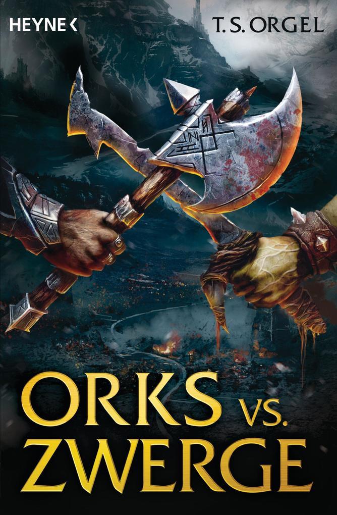 Orks vs. Zwerge als eBook