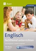Englisch fachfremd unterrichten - Die Basis 1-4