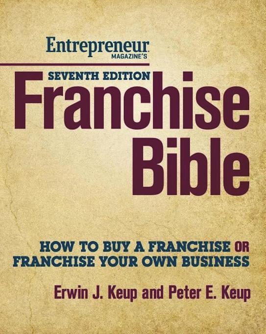 Franchise Bible als eBook Download von Erwin Keup
