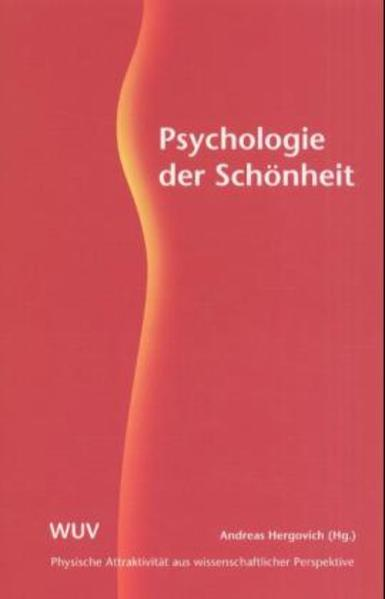 Psychologie der Schönheit als Buch von