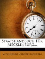 Großherzoglich Mecklenburg Schwerinscher Staats...
