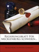 Regierungsblatt für Großherzogthum Mecklenburg-...