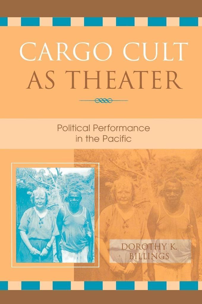 Cargo Cult as Theater als eBook Download von Do...