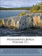 Monumenta Boica.