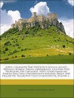 Leben, Charakter und Verdienste Johann August N...