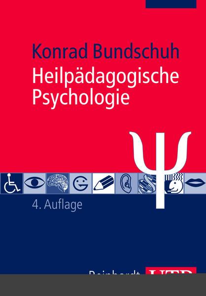 Heilpädagogische Psychologie als Buch von Konra...