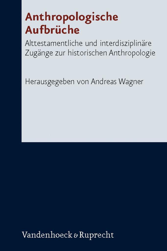Anthropologische Aufbrüche als eBook Download von