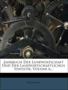 Jahrbuch der Landwirtschaft und der landwirtsch...