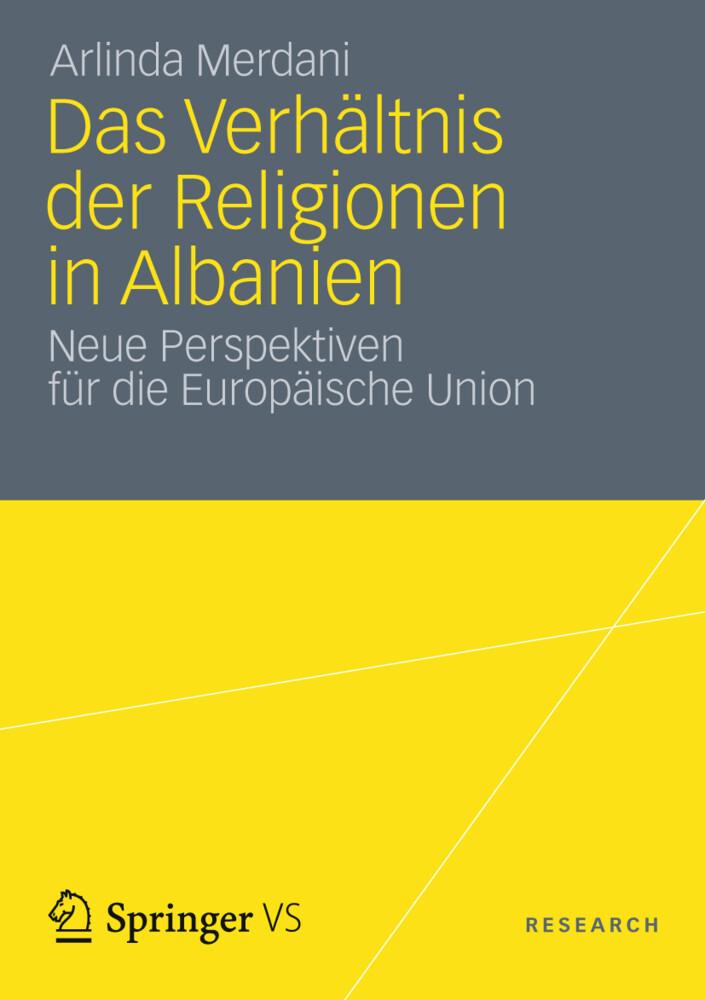Das Verhältnis der Religionen in Albanien als B...