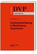 Kommunalverfassung in Mecklenburg-Vorpommern