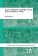 Japan's Subnational Governments in International Affairs