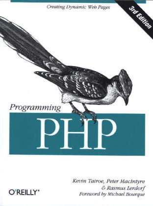 Programming PHP als Buch von Kevin Tatroe, Pete...