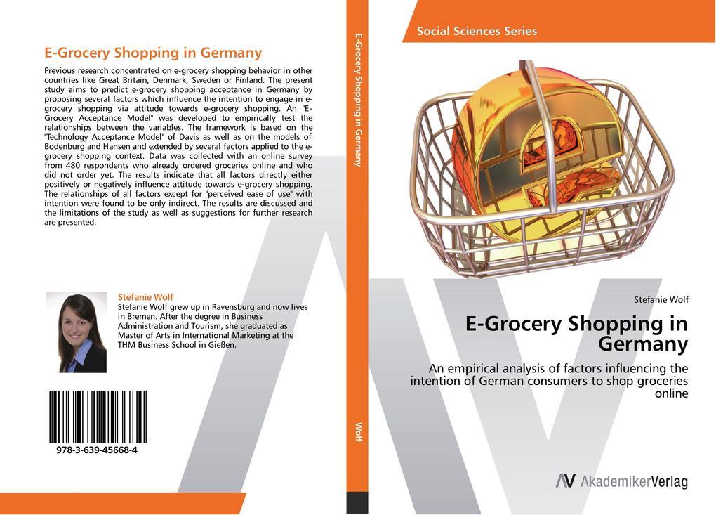 E-Grocery Shopping in Germany als Buch von Stef...