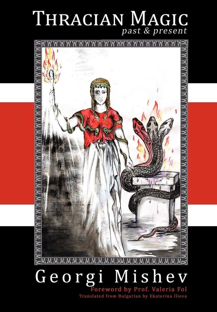 Thracian Magic als Buch von Georgi Mishev