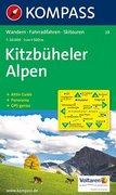 Kitzbüheler Alpen 1 : 50 000