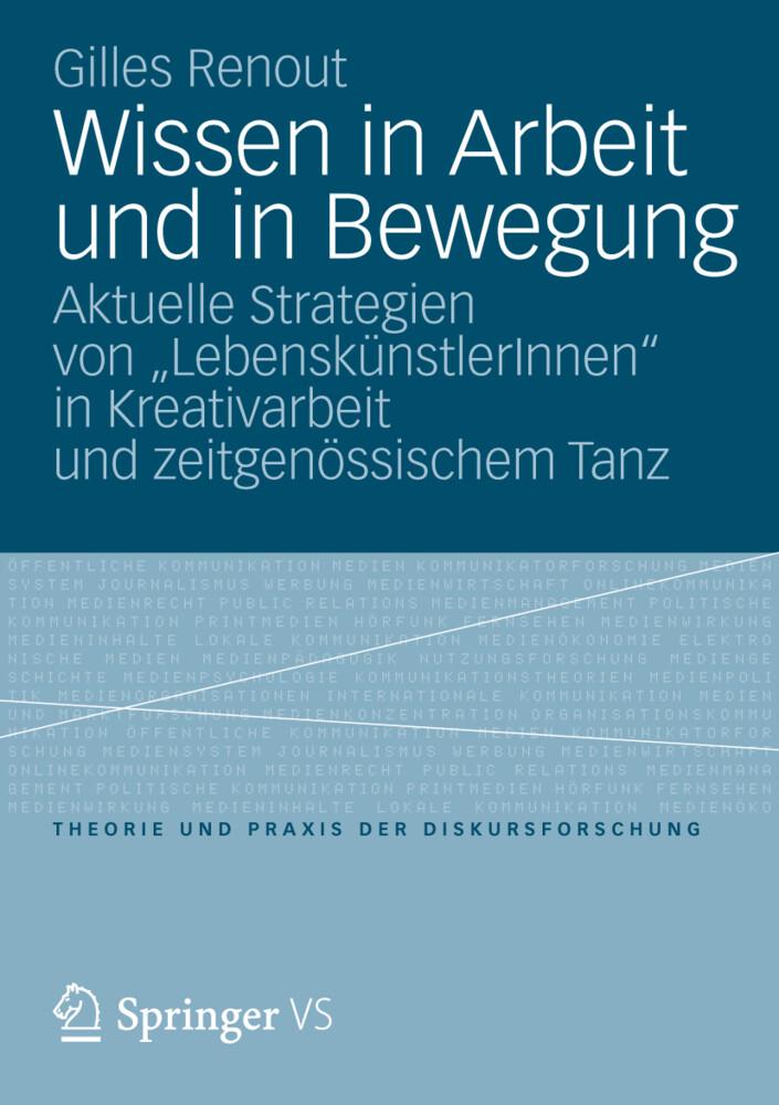 Wissen in Arbeit und in Bewegung als Buch von G...
