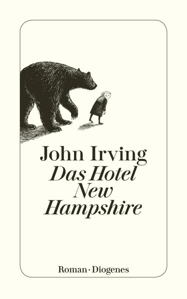 Das Hotel New Hampshire als eBook epub
