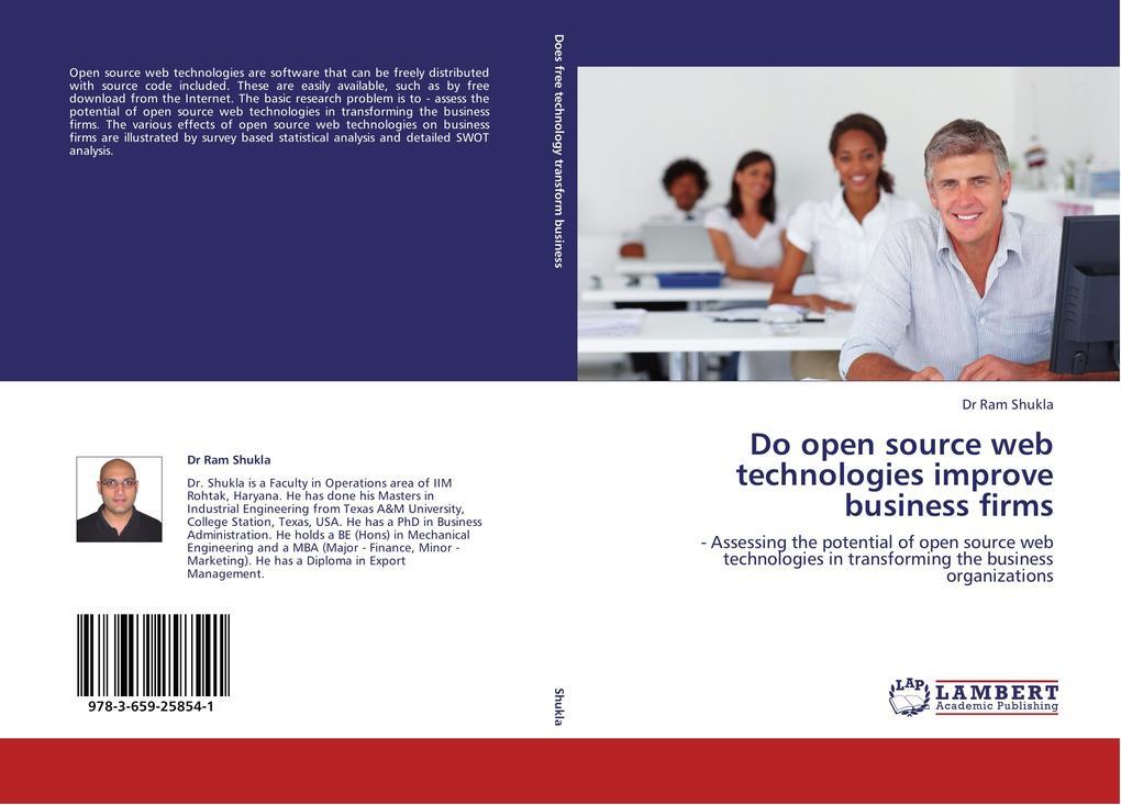 Do open source web technologies improve busines...