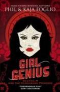Girl Genius: Agatha H and the Clockwork Princess
