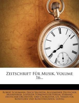 Neue Zeitschrift für Musik, dreißigster Band al...